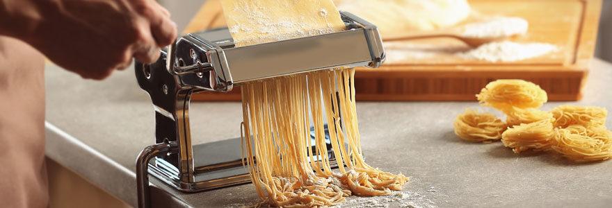 machine à pâtes italiennes