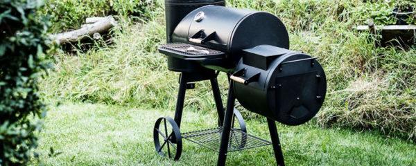 Barbecue a pellet